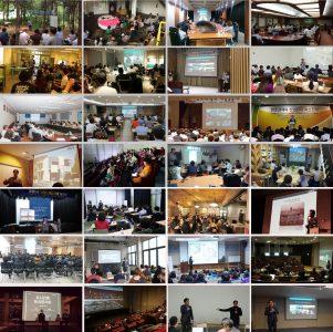2014년 하반기 김정후 박사의 주요 한국 강연