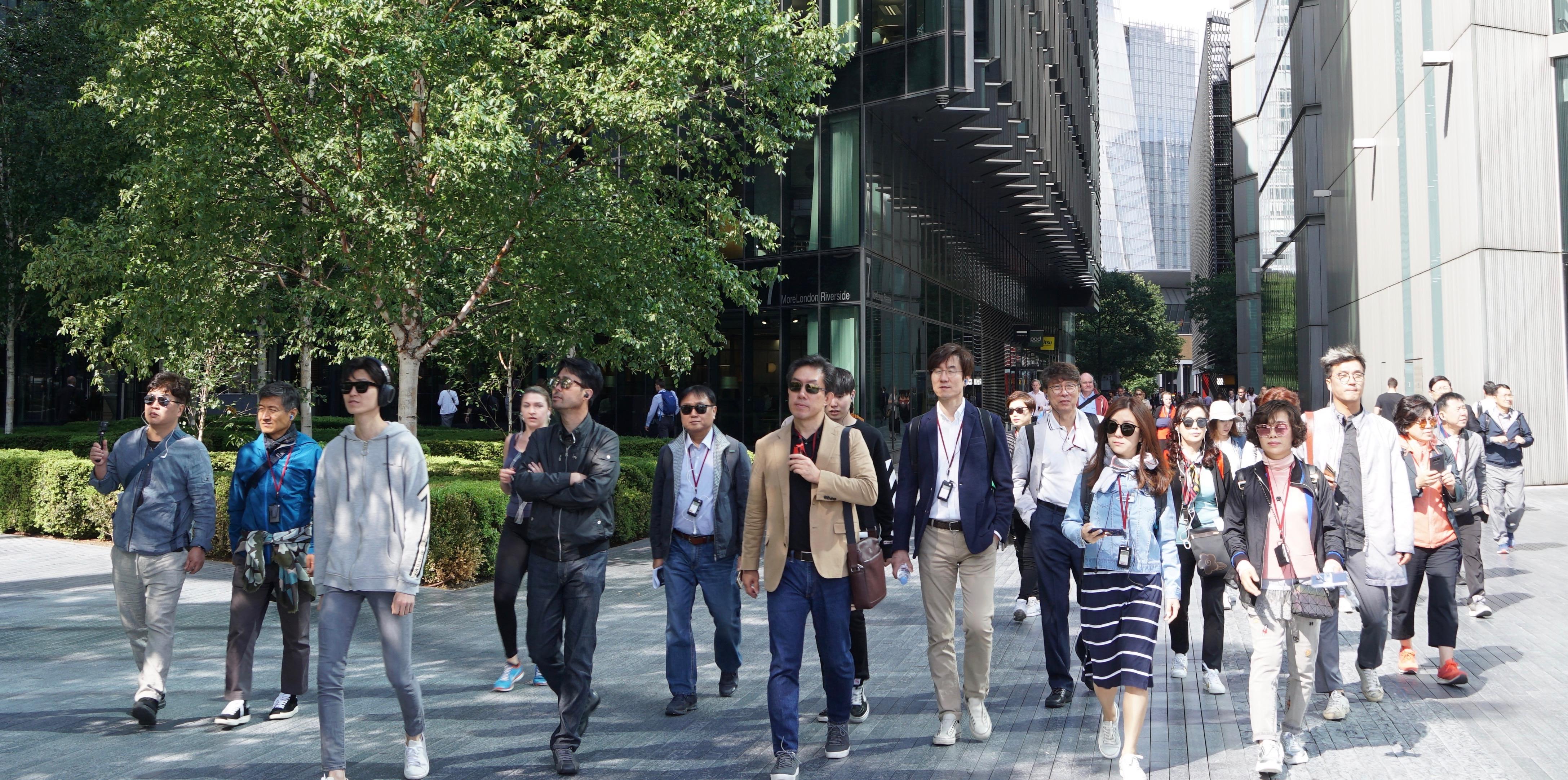 서울상업부동산포럼 영국-네덜란드 인사이트 트립
